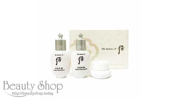 Whoo Seo Radiant White Special Gift Set